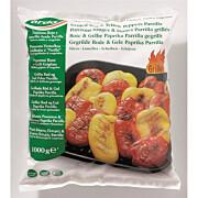 TK-Paprika gegrillt rot/gelb 1 kg