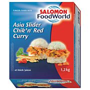 TK-Asia Slider Red Curry 1,2 kg