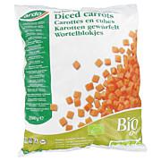 Bio TK-Karotten gewürfelt 2,5 kg