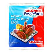 Tk-Virginia Chik'n Wings BBQ 2,5 kg