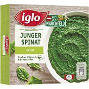 Tk-Spinat passiert 450 g