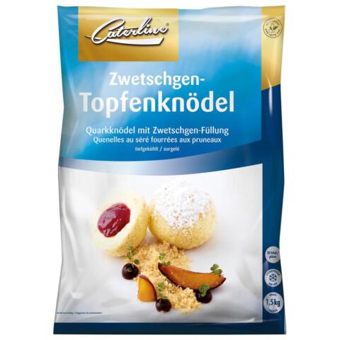 Tk-Topfenknödel Zwetschke 1,5 kg