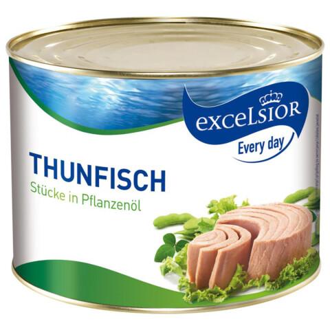 Thunfisch in Öl Excelsior 1705 g