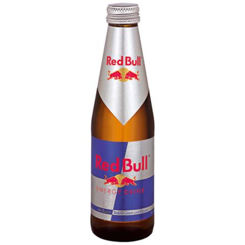 Red Bull Flasche 250 ml