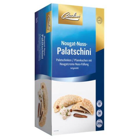 Tk-Nougat-Nuss-Palatschini  30 Stk