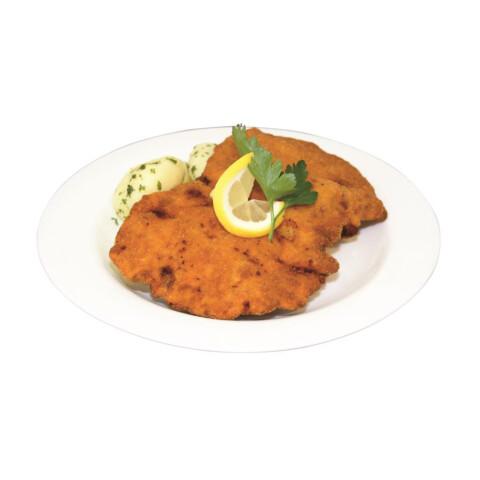 Tk-Schweinsschnitzel paniert 22x180 g