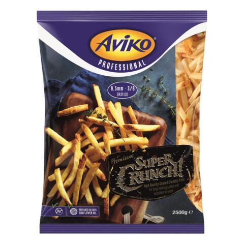 Tk-Pommes Super Crunch Skin on 2,5 kg