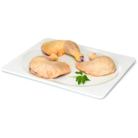 Hühnerkeulen 250-300g CZ ca. 2,2 kg