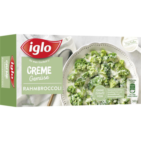 Tk-Cremegemüse Rahm-Broccoli 300 g